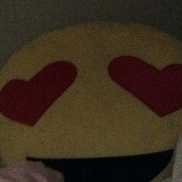 Other - A emoji pillow